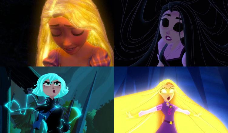 All Rapunzel S Tangled Adventure Incantations Lyrics Plus Video Clips