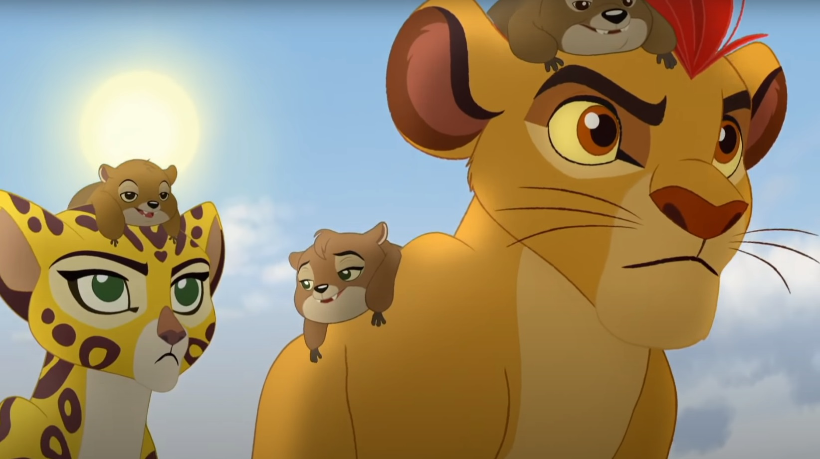 Lion guard season 4