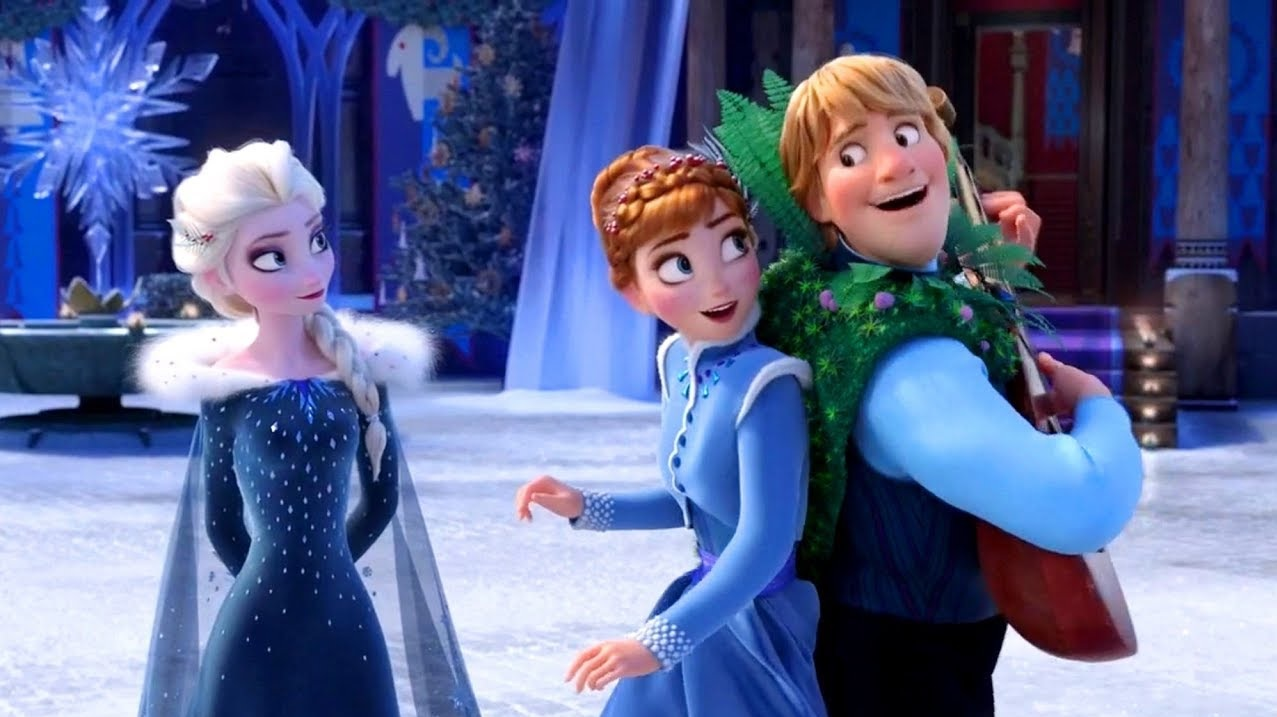 The Ballad of Flemmingrad Olaf's Frozen Adventure Song With Lyrics Animation Songs