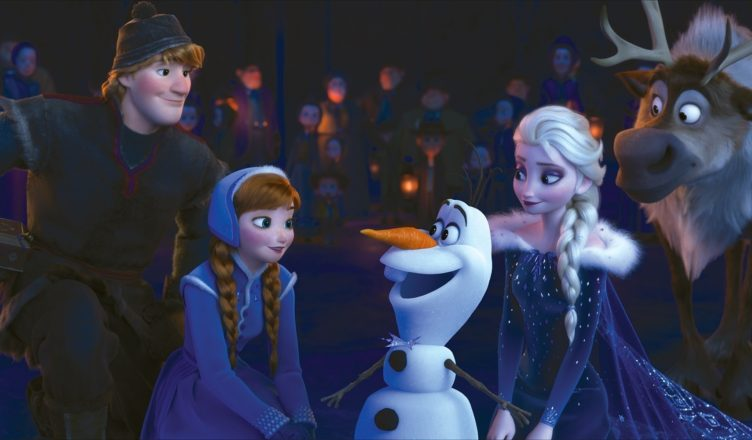 When We're Together Olaf's Frozen Adventure Song With Lyrics Animation Songs