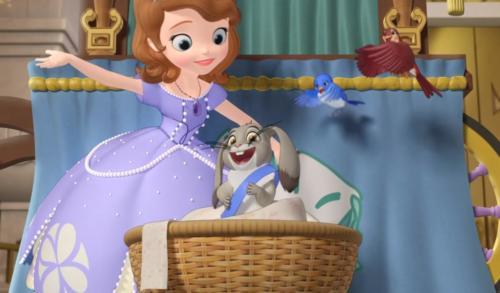 Blue Ribbon Bunny & Reprise