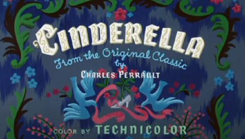 Cinderella (Opening Song)