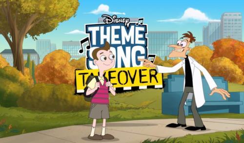 Dr. Doofenshmirtz Theme Song Takeover