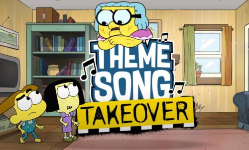Gramma Theme Song Takeover