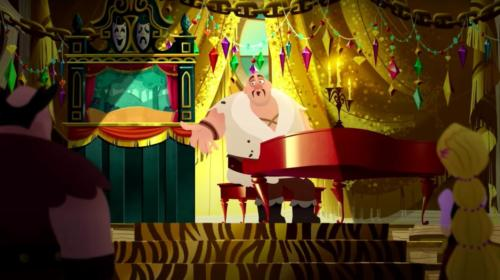Livin' the Dream Rapunzel's Tangled Adventure Lyrics