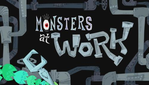 Monsters at Work Theme Song