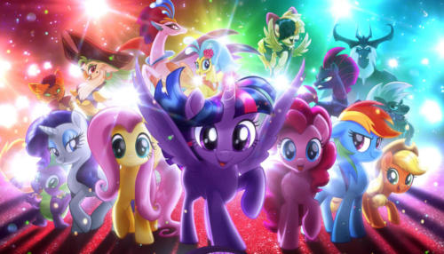 Mu Little Pony The Movie