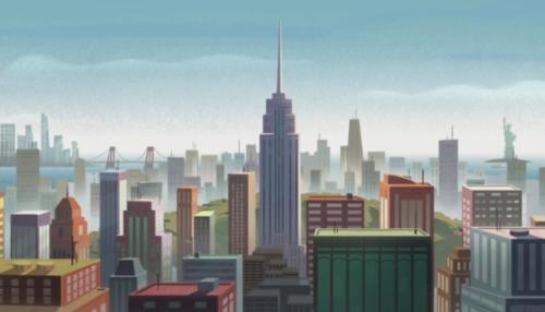 New York, My Home