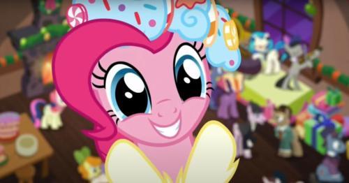 Pinkie's Present