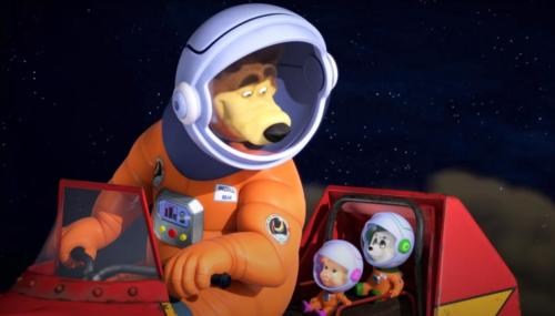Song Of Young Astronauts