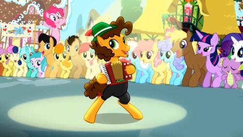 The Super Duper Party Pony
